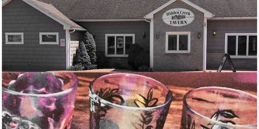 Summer Painting Party at Hidden Creek Tavern