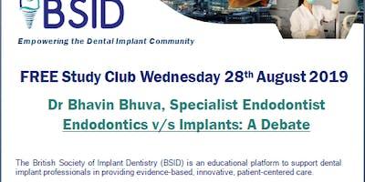 Endodontics v/s Implants: A Debate