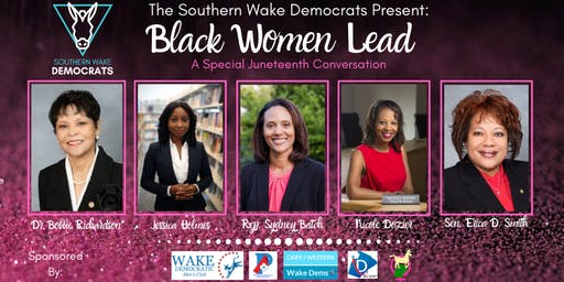Black Women Lead - A Special Juneteenth Conversation