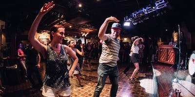 Beyond the Basics: Social Solo Dancing