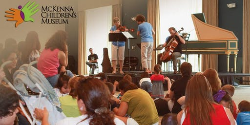 Free Young People's Concert - Goethe Have Music - New Braunfels