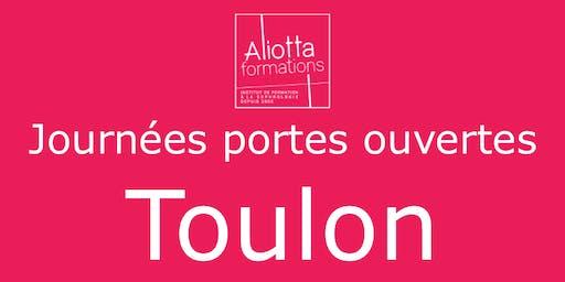 COMPLET Journée portes ouvertes-Toulon Grand Hôtel Le Dauphiné