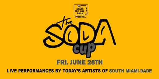The SODA Cup | Powered by @Pass_The_Aux_Bruh