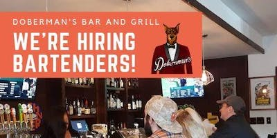 Bartenders Needed In The Heights