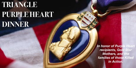 Triangle Purple Heart Dinner tickets