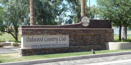 Taxes In Retirement Workshop - IronOaks Oakwood Country Club tickets