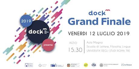 Dock3 Grand Finale biglietti