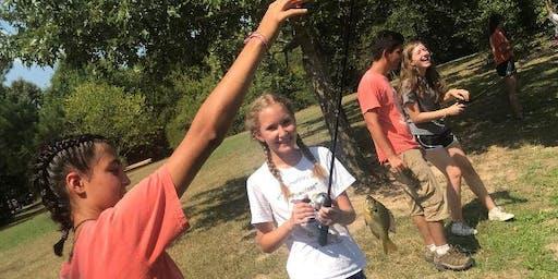 Blackwood Educational Land Institute - Fish Camp