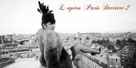 Apéro Paris Derrière n°2 tickets