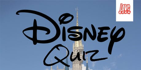 Disney Quiz Night tickets