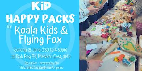 KiP Happy Packs  tickets