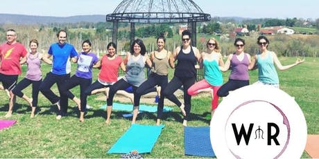 Yoga in the Vines- July tickets