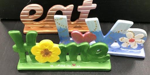 Paint & Go Ceramics (6yrs+) Any in stock item
