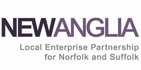 Future Opportunities For the AgriFood Sector - Norfolk Growing Stage  tickets