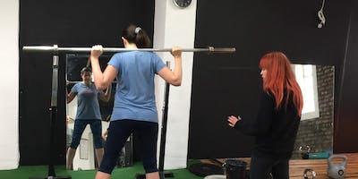 Women's Weights Workshop