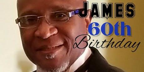 James L Thomas Jr. 60th Birthday Banquet  tickets