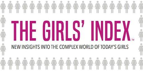 Data Sharing Breakfast: Confident Girls, Competent Women tickets