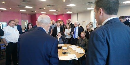 Entrepreneurs Business Club Sheffield Networking - 28 November