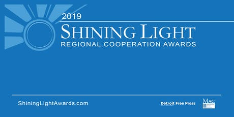 2019 Shining Light Regional Cooperation Awards  tickets