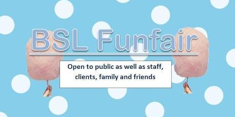 BSL Funfair tickets