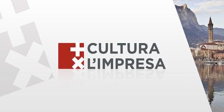 + CULTURA X L'IMPRESA @ CAMERA DI COMMERCIO DI COMO-LECCO biglietti