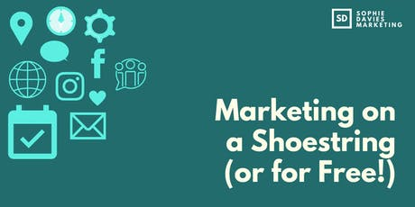 Marketing on a Shoestring (or for Free!) tickets