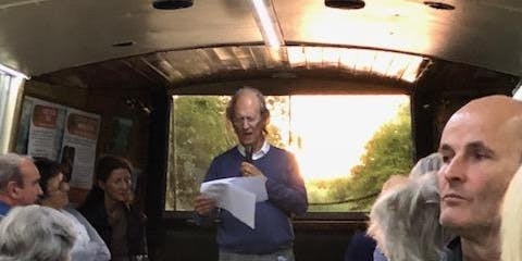 Poetry Afloat - Open Mic Night aboard The Rose of Hungerford