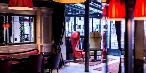 Afterwork autour de Romain Caron, Directeur Nouveaux Business - Louvre Hotels Group