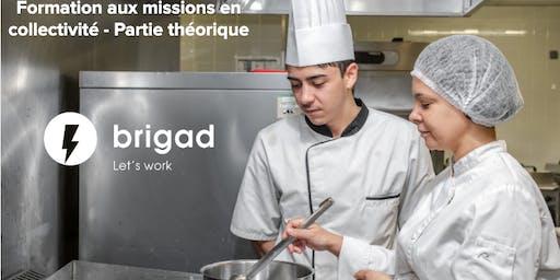 Formation à la cuisine en collectivité - Lyon