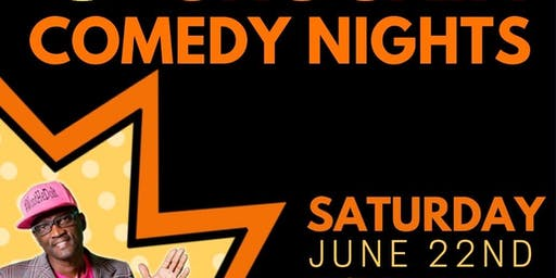 Shuckin Comedy Night