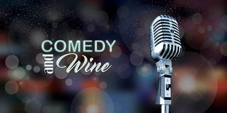 Charity Comedy Show & Wine Tasting  tickets