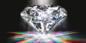 Healing with the Diamond Light