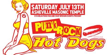 Punk Rock Hot Dog ~ Challenge tickets