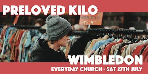 Wimbledon  Preloved Vintage Kilo