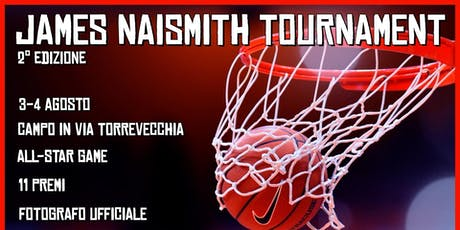 James Naismith Tournament 2 Edition biglietti