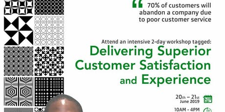 Delivering Superior Customer Satisfaction and Experience tickets