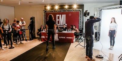 A Torino EML il famoso concorso internazionale di ricerca modelle e modelli