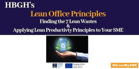 Lean Office Productivity Principles (Hull) tickets