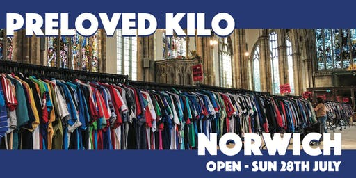 Norwich  Preloved Vintage Kilo