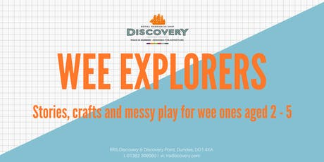 Wee Explorers  tickets