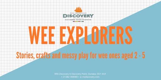 Wee Explorers
