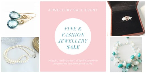 DISCOUNTED JEWELLERY SALE EVENT - EXTRA 10% OFF for all those who attend