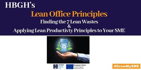 Lean Office Productivity Principles (Grimsby) tickets