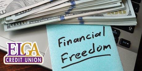 Financial Freedom - Burton tickets