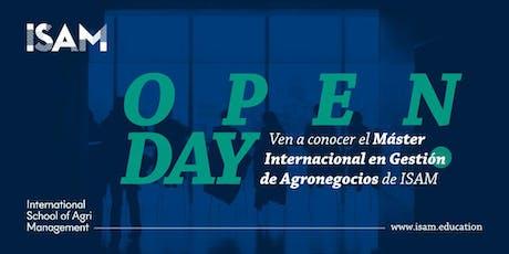 Open Day ISAM entradas