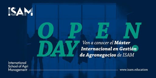 Open Day ISAM