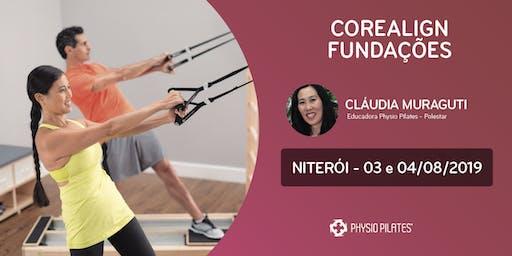Formação em CoreAlign - Módulo Fundações - Physio Pilates Balanced Body - Niterói