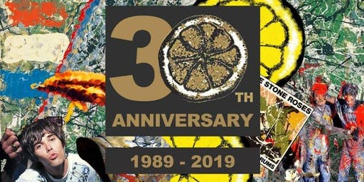 The Total Stone Roses - 30th anniversary event in Limerick