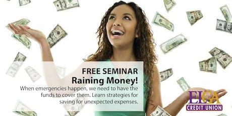 Raining Money! - Lapeer tickets