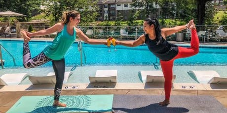 YOGA & MIMOSAS AT THE POOL tickets